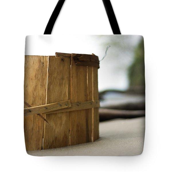 Tote Bag featuring the photograph Bushel Basket by Rebecca Sherman
