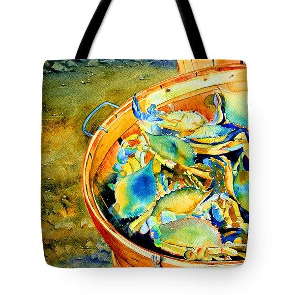 Bushel Of Gold Tote Bag