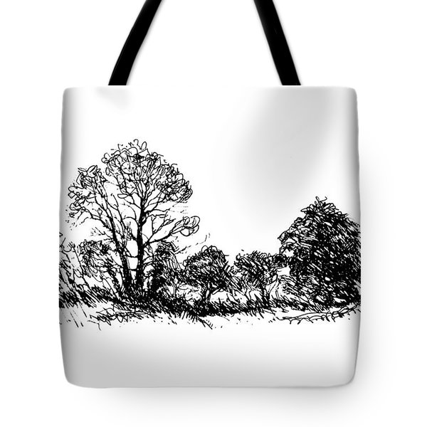 Bushes Tote Bag