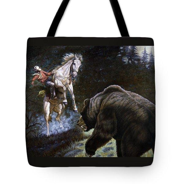 Bushwacked Tote Bag