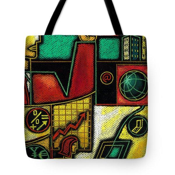 Business Tote Bag by Leon Zernitsky