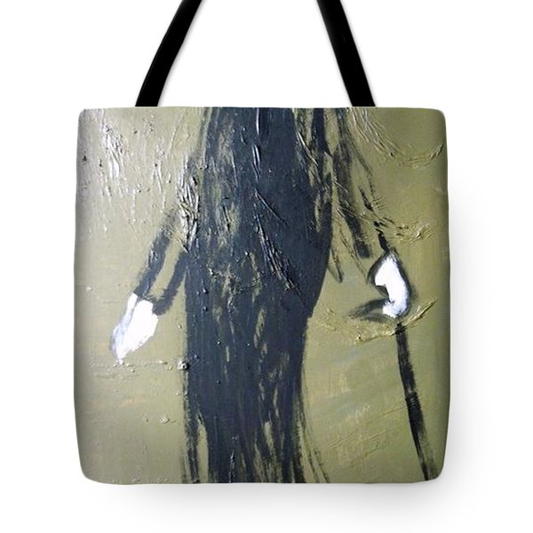 Business Man Tote Bag