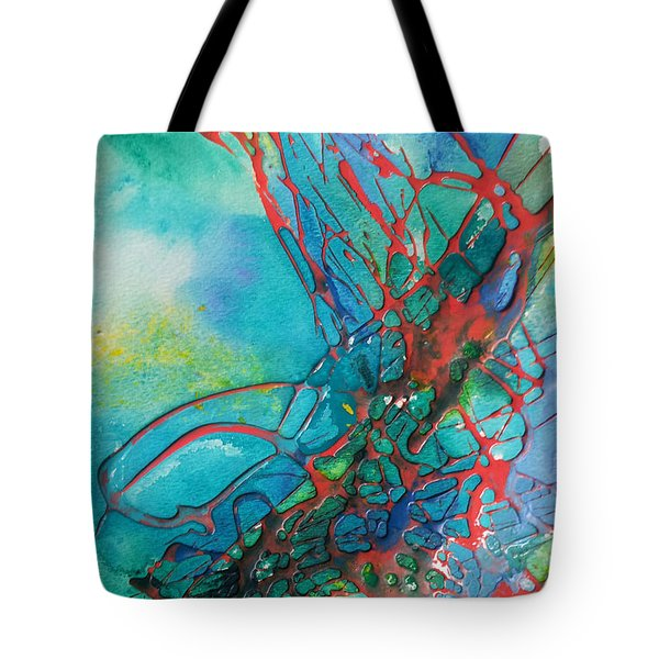 Busting Out Tote Bag