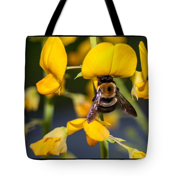 Busy Bee 3 Tote Bag