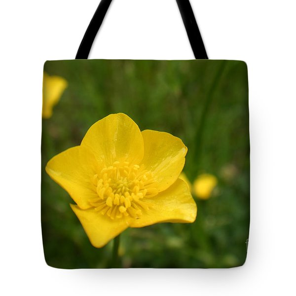 Buttercup Collection Photo 2 Tote Bag
