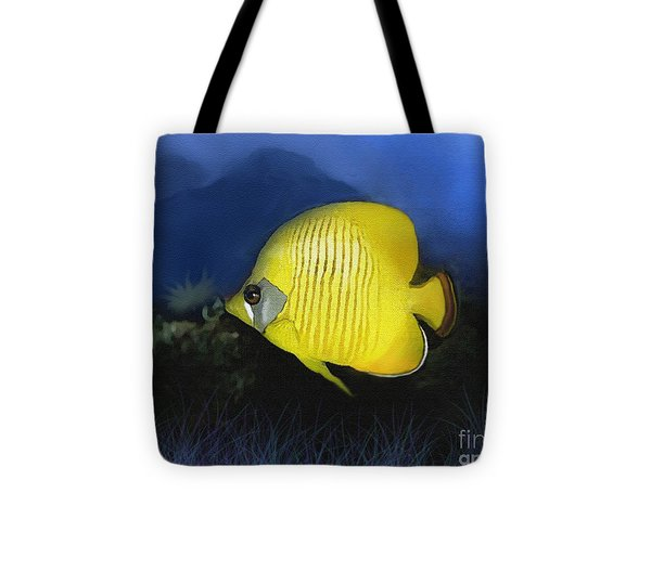 Butterfly 2 Tote Bag by Robert Foster