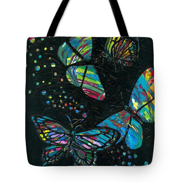 Butterfly Beauties Tote Bag