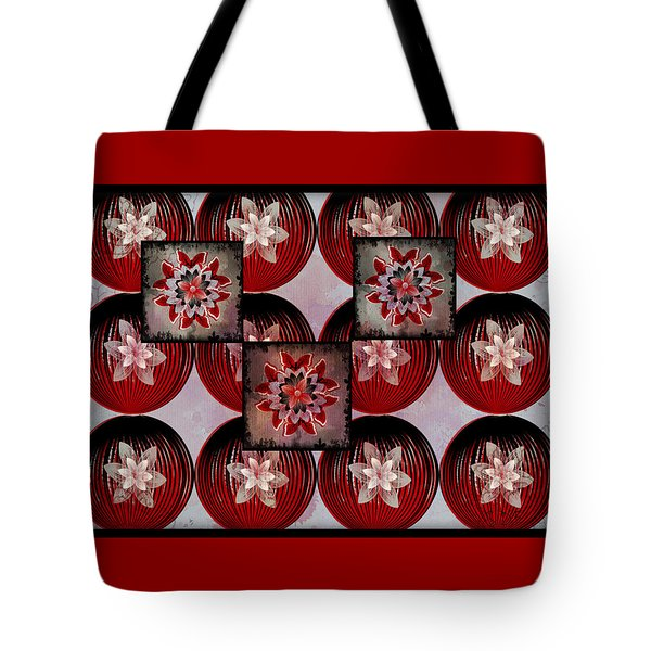 Butterfly Bloomer Tote Bag
