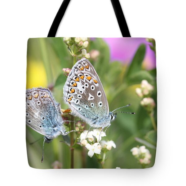 Butterfly Lovers Tote Bag