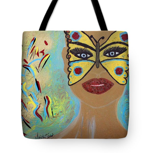 Butterfly Moment Tote Bag