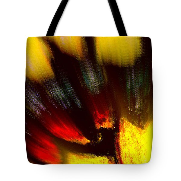 Tote Bag featuring the digital art Butterfly Wing Pastel by Antonia Citrino