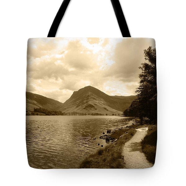 Buttermere Bright Sky Tote Bag