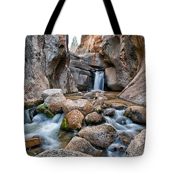 Buttermilks Waterfall Tote Bag