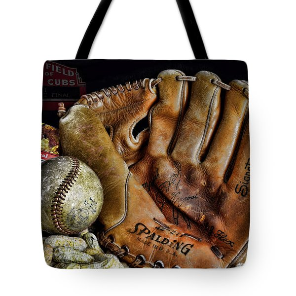 Buy Me Some Peanuts And Cracker Jacks Tote Bag