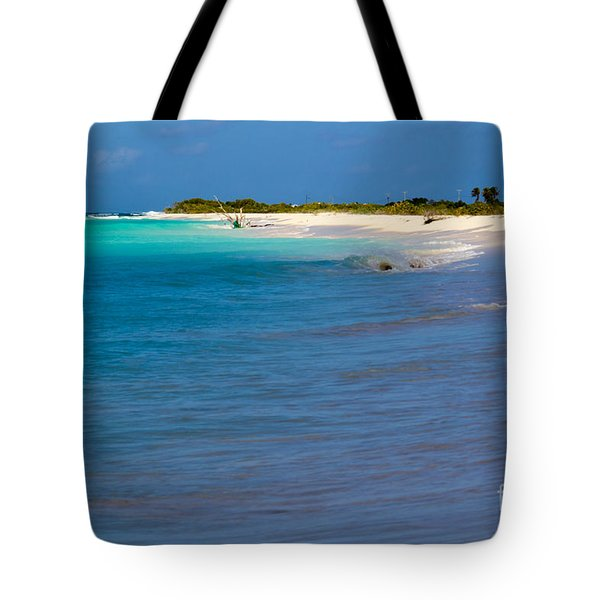 Bvi At Its Best Tote Bag by Beverly Tabet