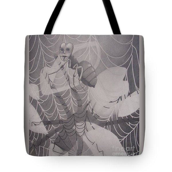 By A Thread Tote Bag