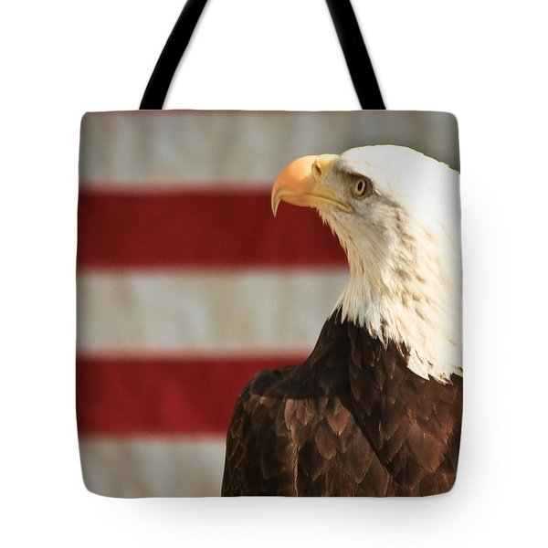 By The Dawns Early Light... Tote Bag