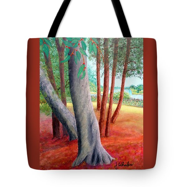By The Lafayette River Tote Bag