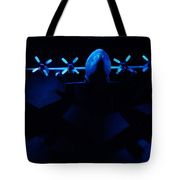 By The Light Of The Twin Moons Tote Bag by Steve Taylor