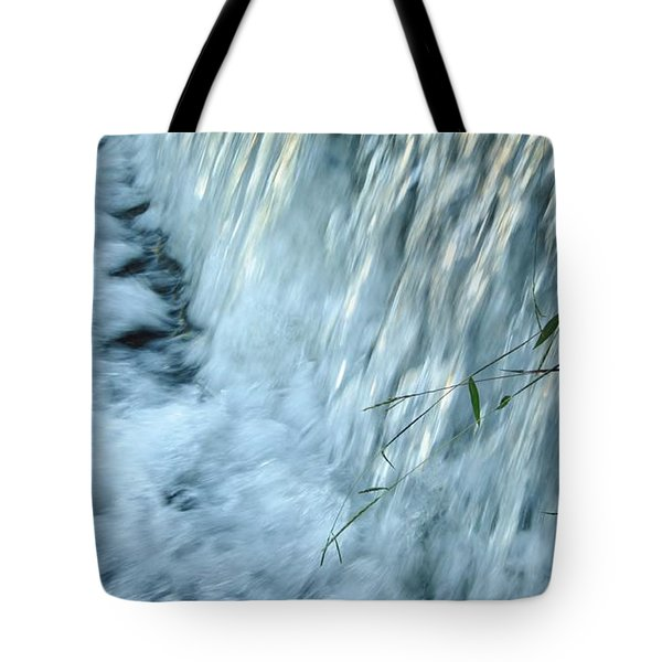 By The Weir Dam Tote Bag