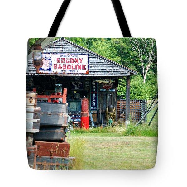 Bygone Tote Bag