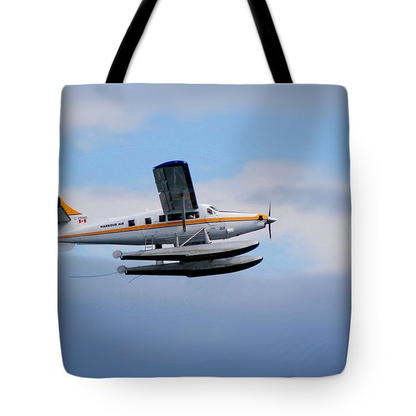 Tote Bag featuring the photograph C-frno by Mark Alan Perry