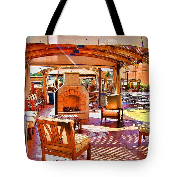 Cabana Tote Bag
