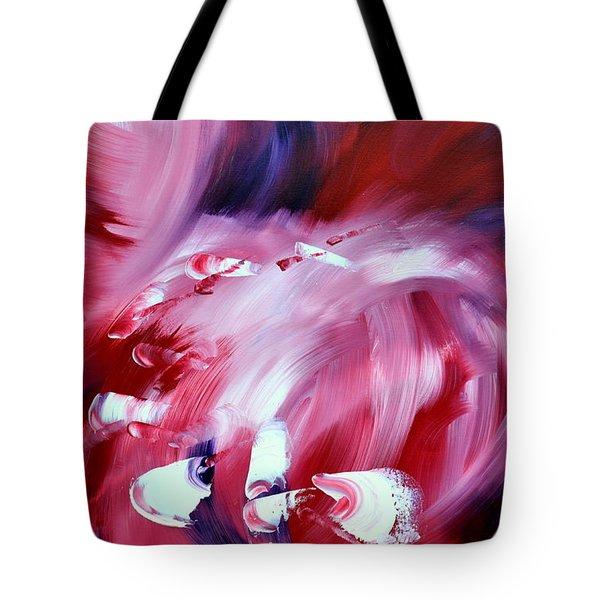Cabaret Tote Bag by Isabelle Vobmann