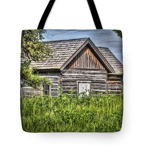 Cabin 1 Tote Bag by Deborah Klubertanz