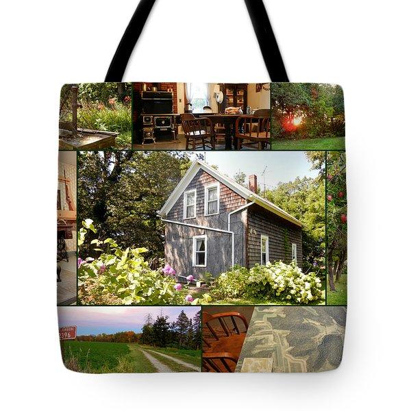 Cabin Tote Bag