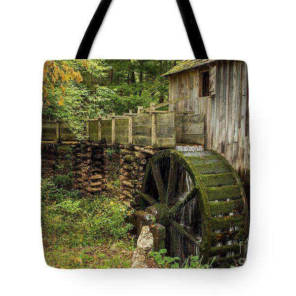 Cable Mill Cades Cove Tote Bag