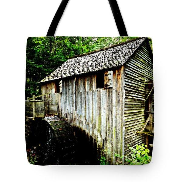 Cable Mill - Cades Cove Tote Bag