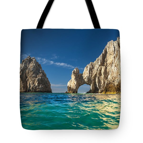 Tote Bag featuring the photograph Cabo San Lucas by Sebastian Musial