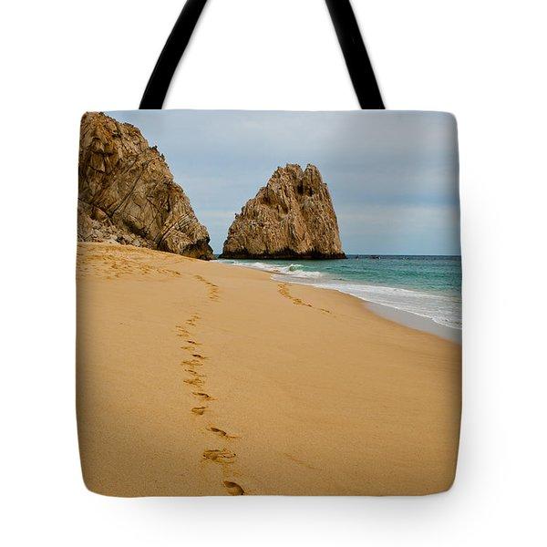 Cabotracks Tote Bag