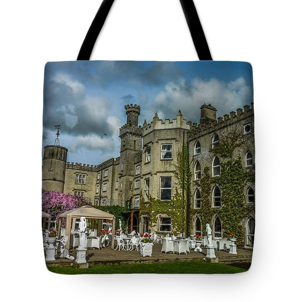 Cabra Castle - Ireland Tote Bag