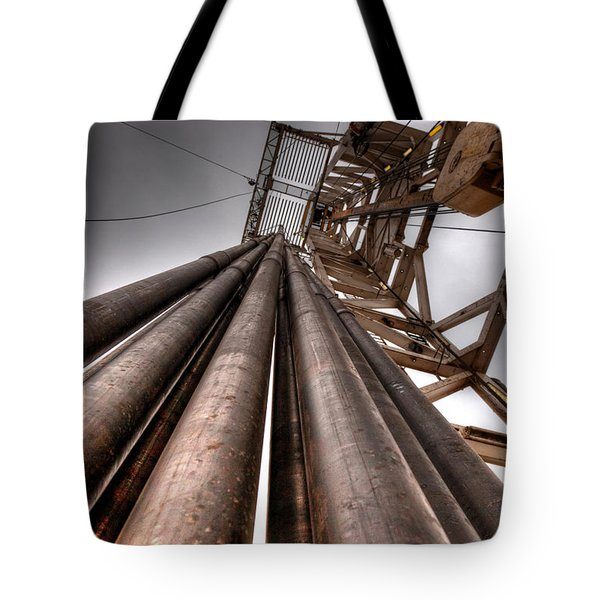 Cac001-55 Tote Bag by Cooper Ross