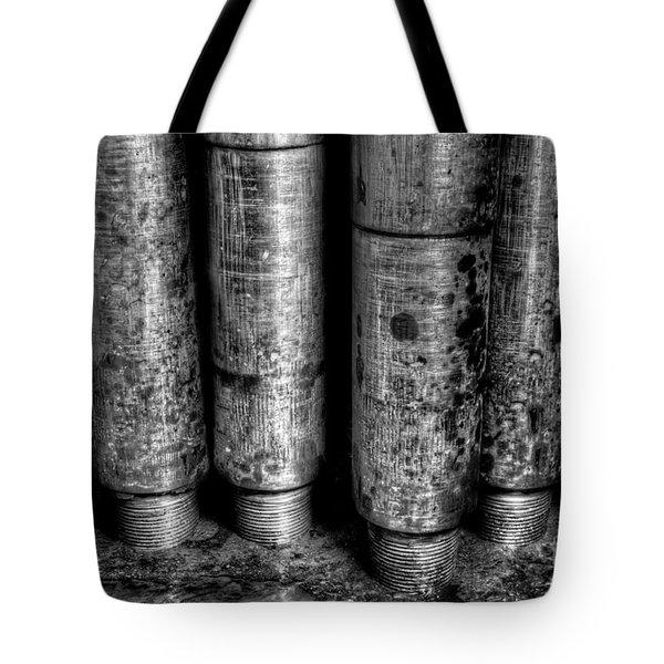 Cac001bw-11 Tote Bag
