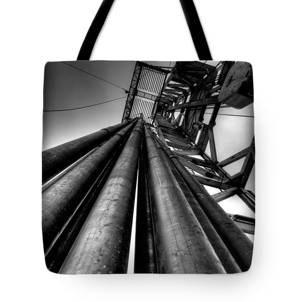 Cac001bw-14 Tote Bag by Cooper Ross