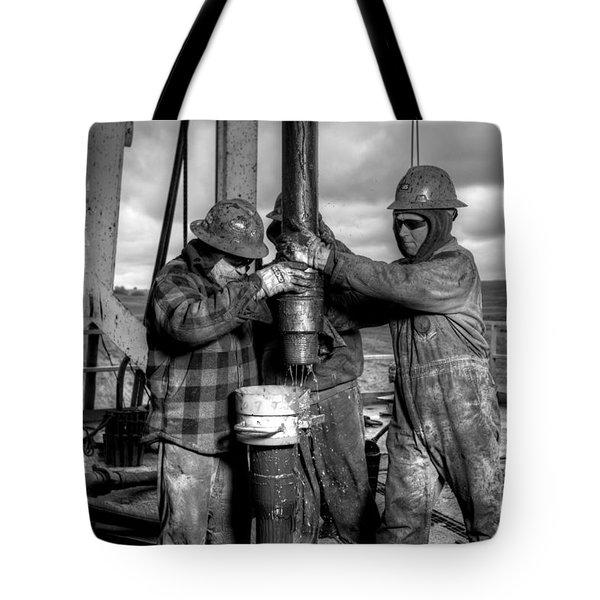 Cac001bw-30 Tote Bag