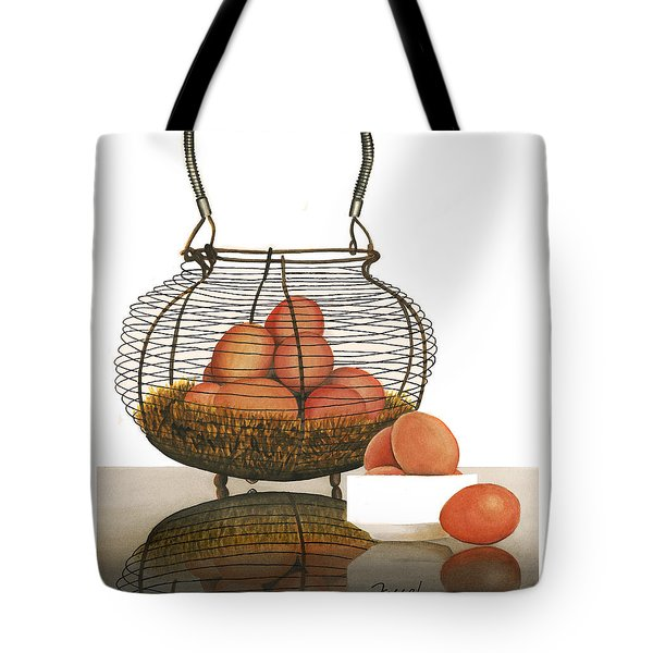 Cackleberries Tote Bag