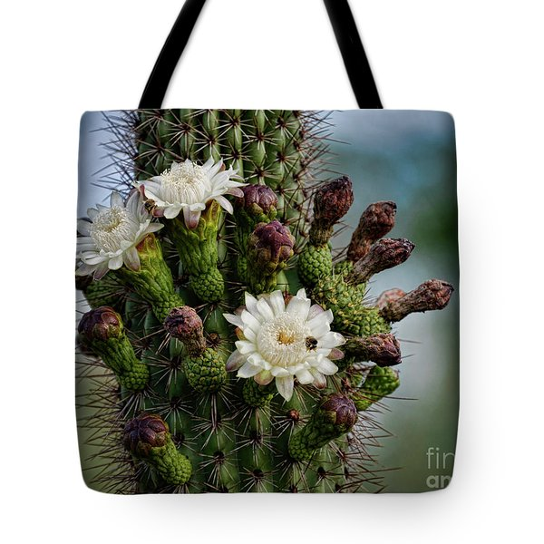 Cacti Bouquet  Tote Bag