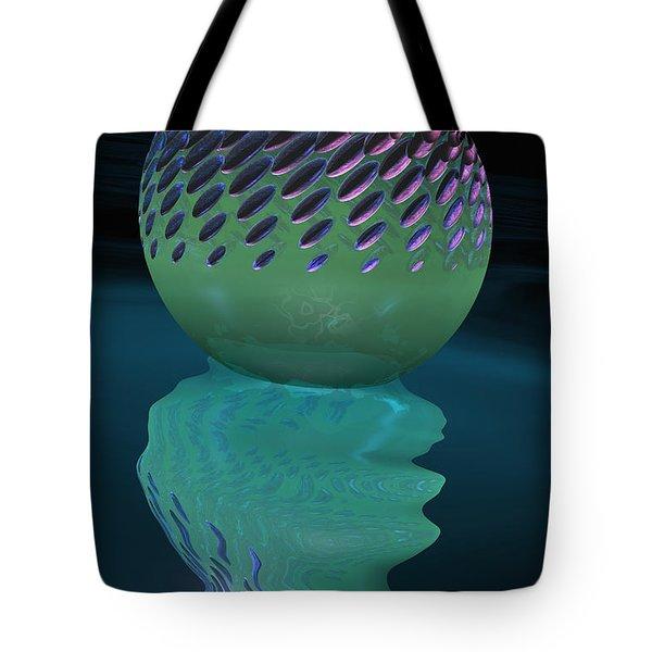 Cactus Melt  Tote Bag