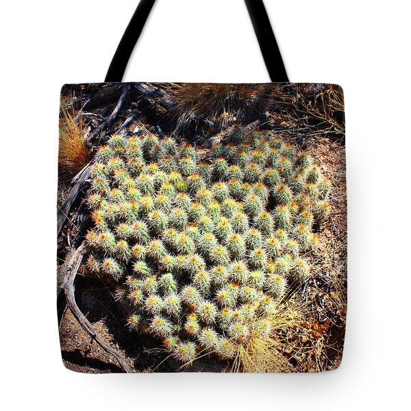 Tote Bag featuring the photograph Cacti Need Love Too by Natalie Ortiz