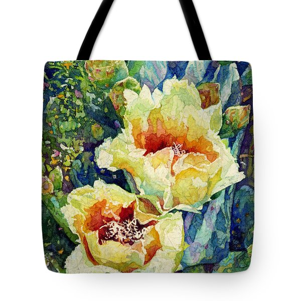 Cactus Splendor I Tote Bag
