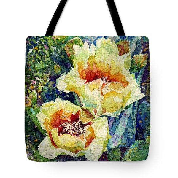 Cactus Splendor I Tote Bag