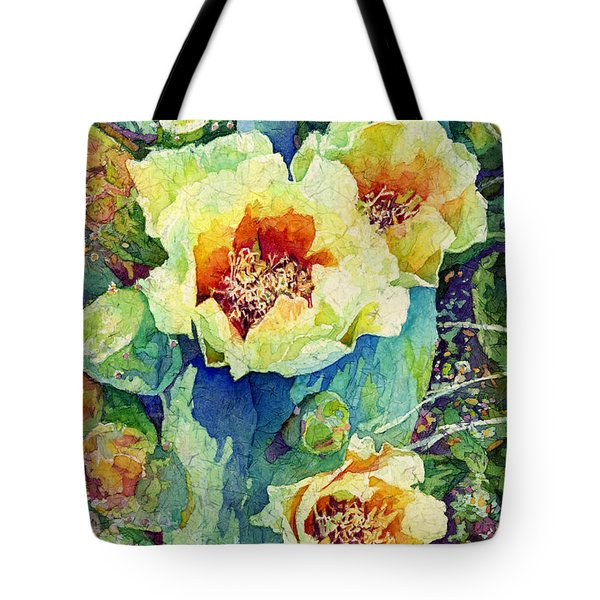 Cactus Splendor II Tote Bag