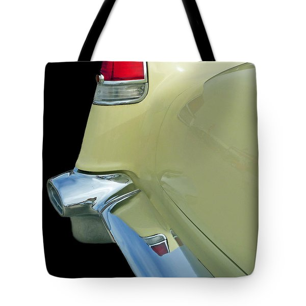 Caddy Classic Yellow-2 Tote Bag