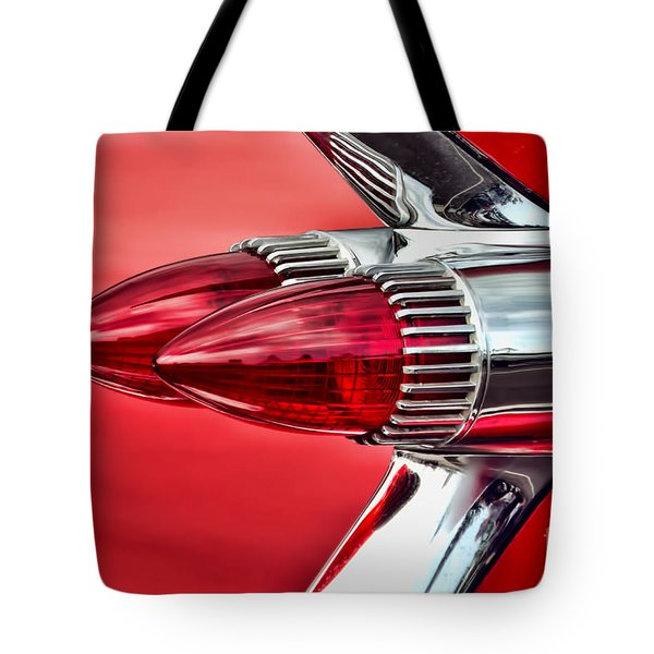 Caddy Delight Tote Bag by David Lawson