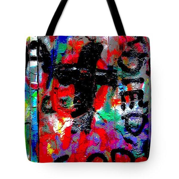 Tote Bag featuring the photograph Cadillac by Randi Grace Nilsberg