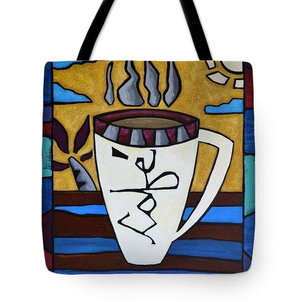 Cafe Resto Tote Bag